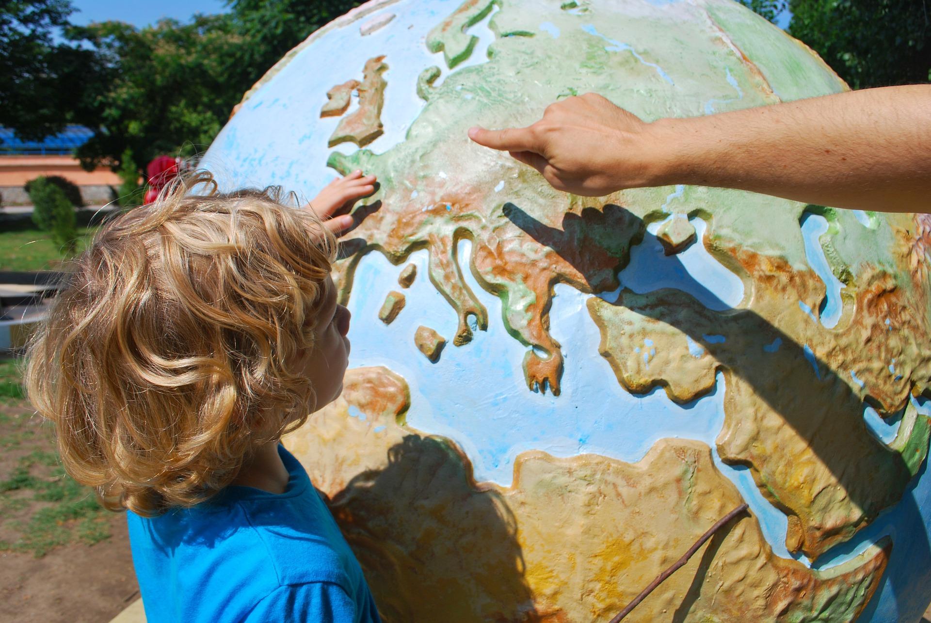 Cartel Día Universal de la Infancia