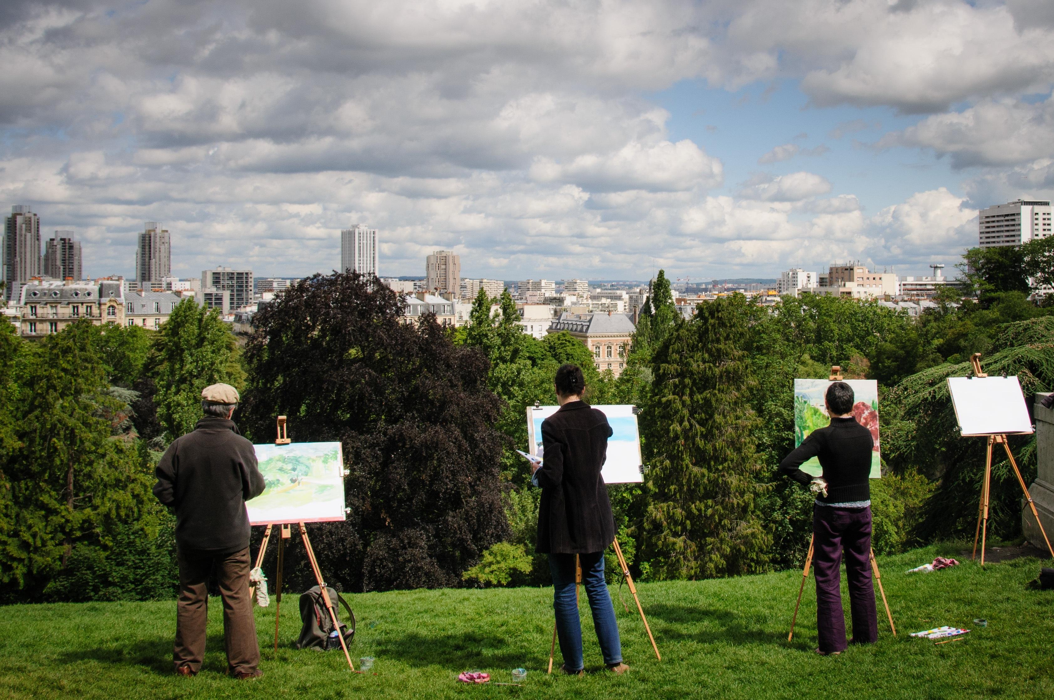 Área de Bellas Artes, Diseño y Conservación