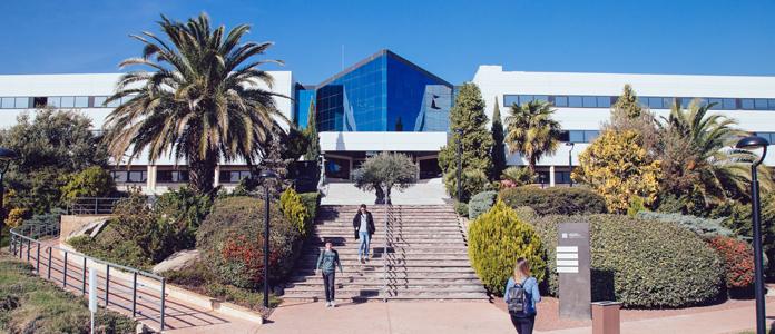 Localización de las universidades madrileñas | Comunidad de Madrid