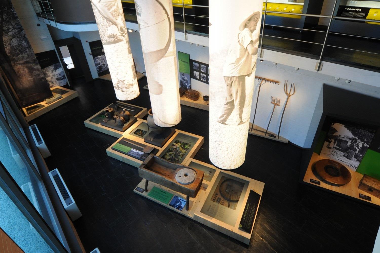 Interior Museo del vino de Navalcarnero
