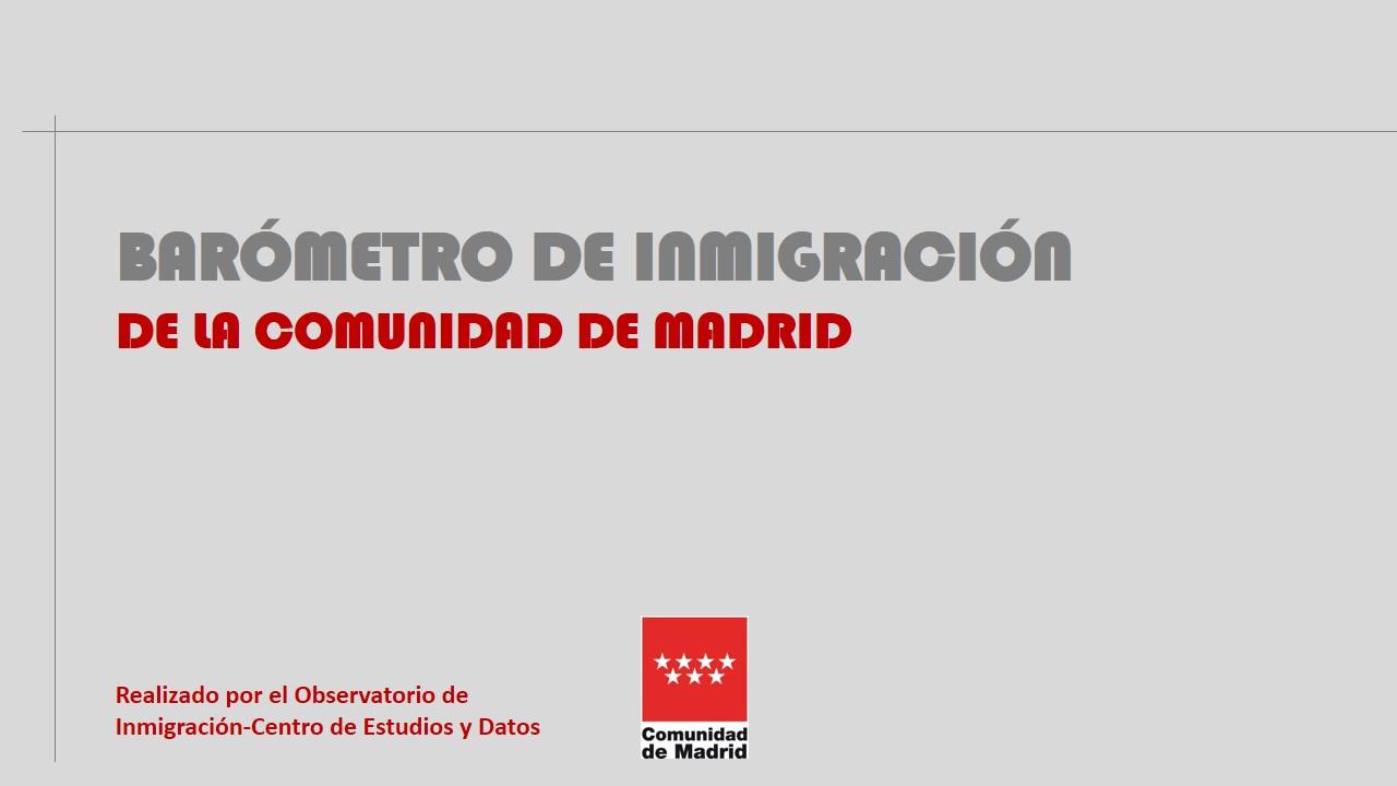 Barómetro de Inmigración