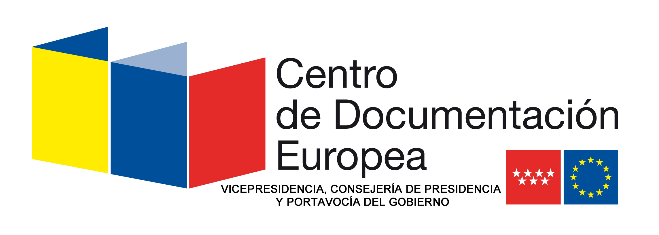 Logotipo del Centro De Documentación Europea