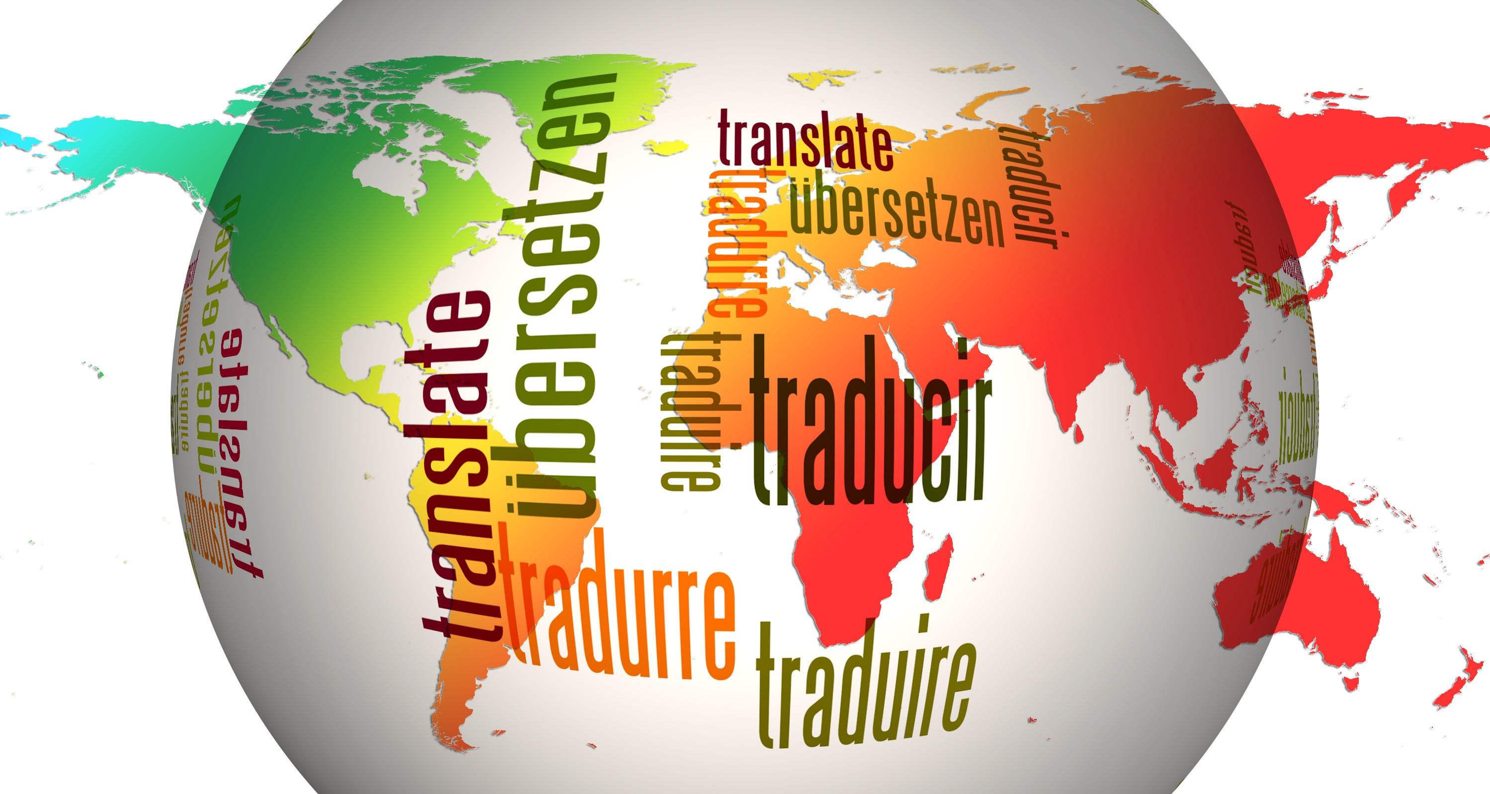 Área de Traducción