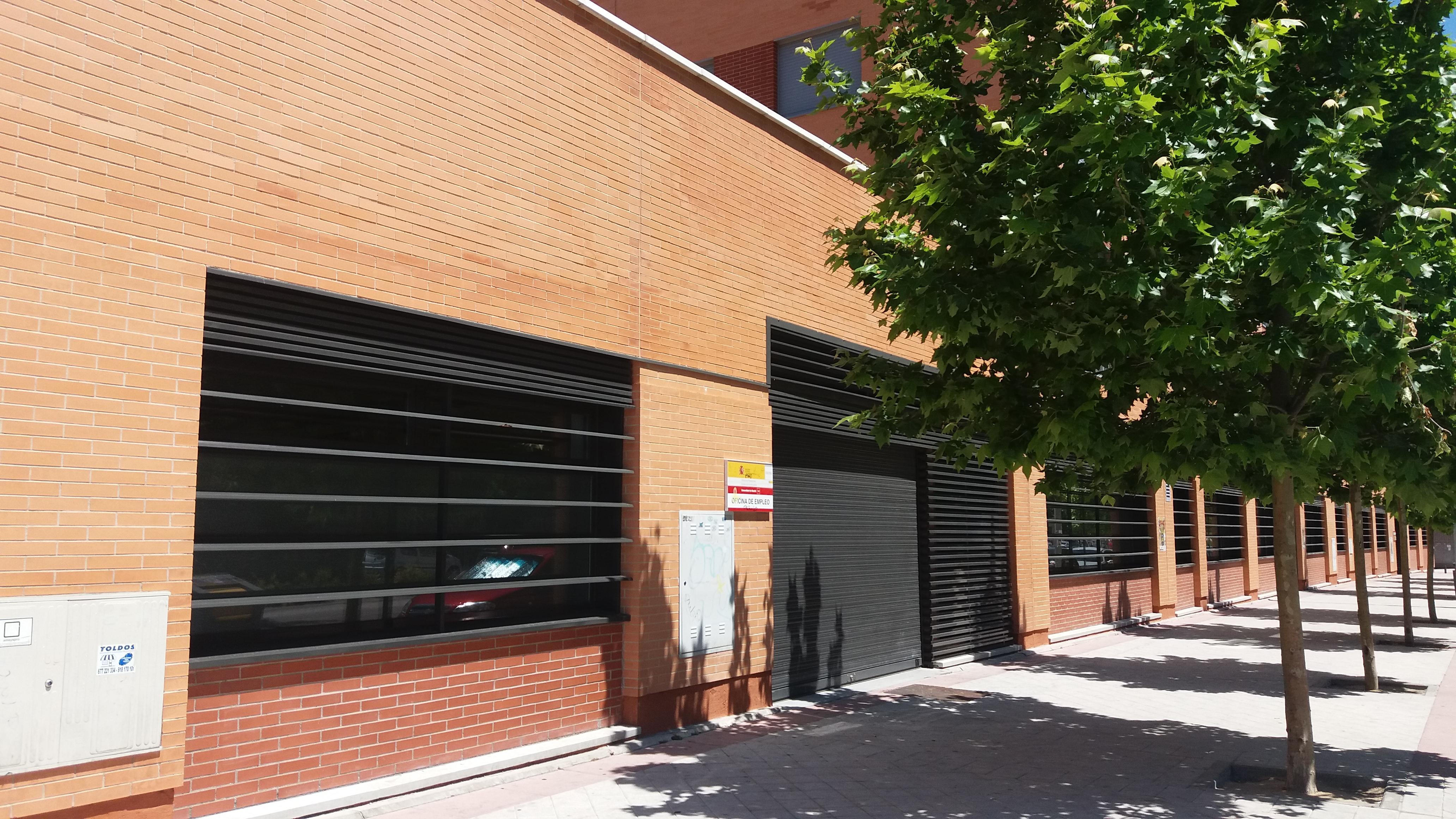Oficina De Empleo Fuenlabrada Comunidad De Madrid