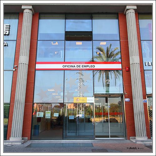 Oficina De Empleo Leganes Ii Comunidad De Madrid