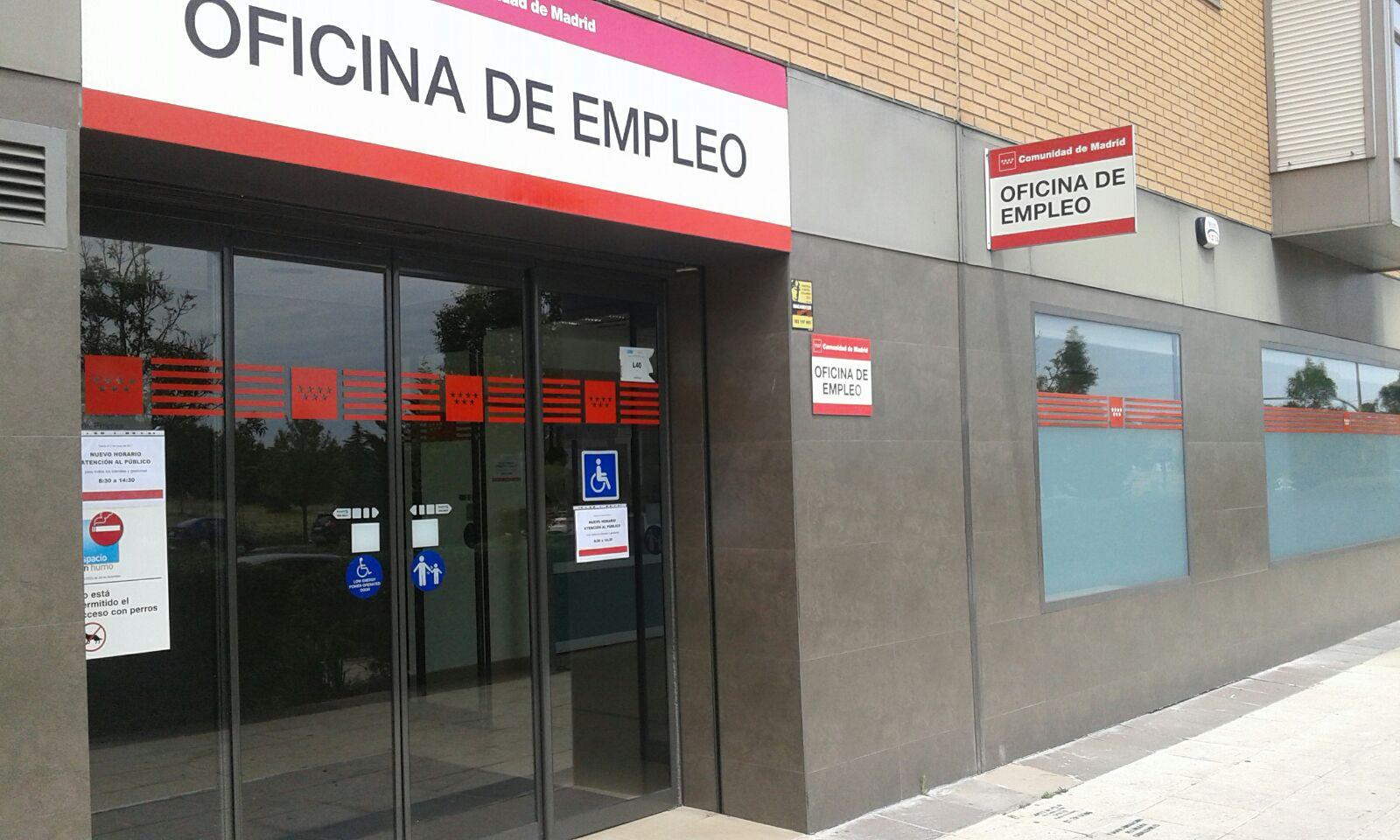 Oficina de empleo Sanchinarro | Comunidad de Madrid