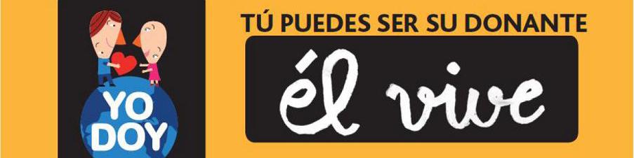 imagen de cartel donación de médula