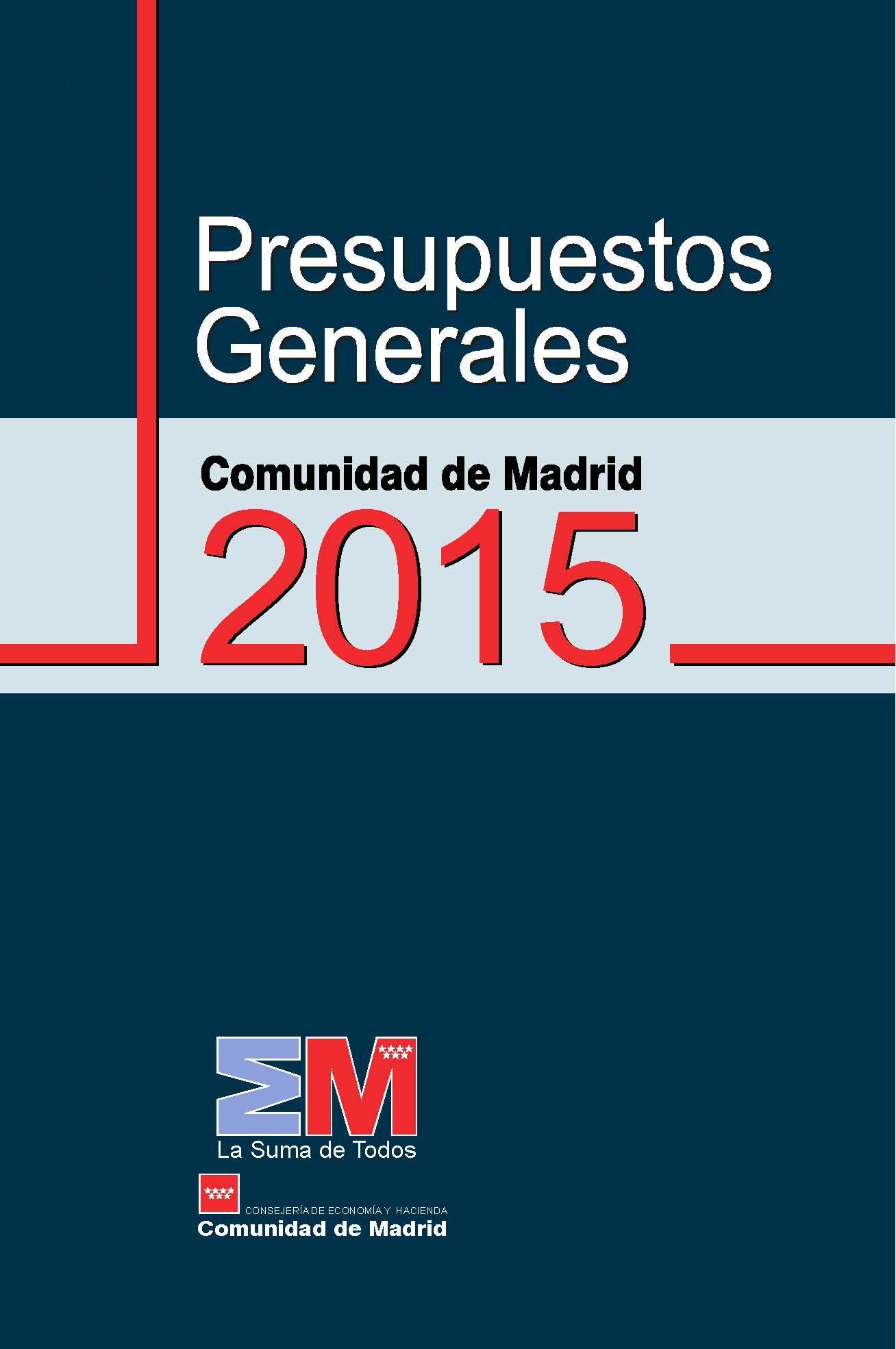 Folleto de Presupuestos 2015