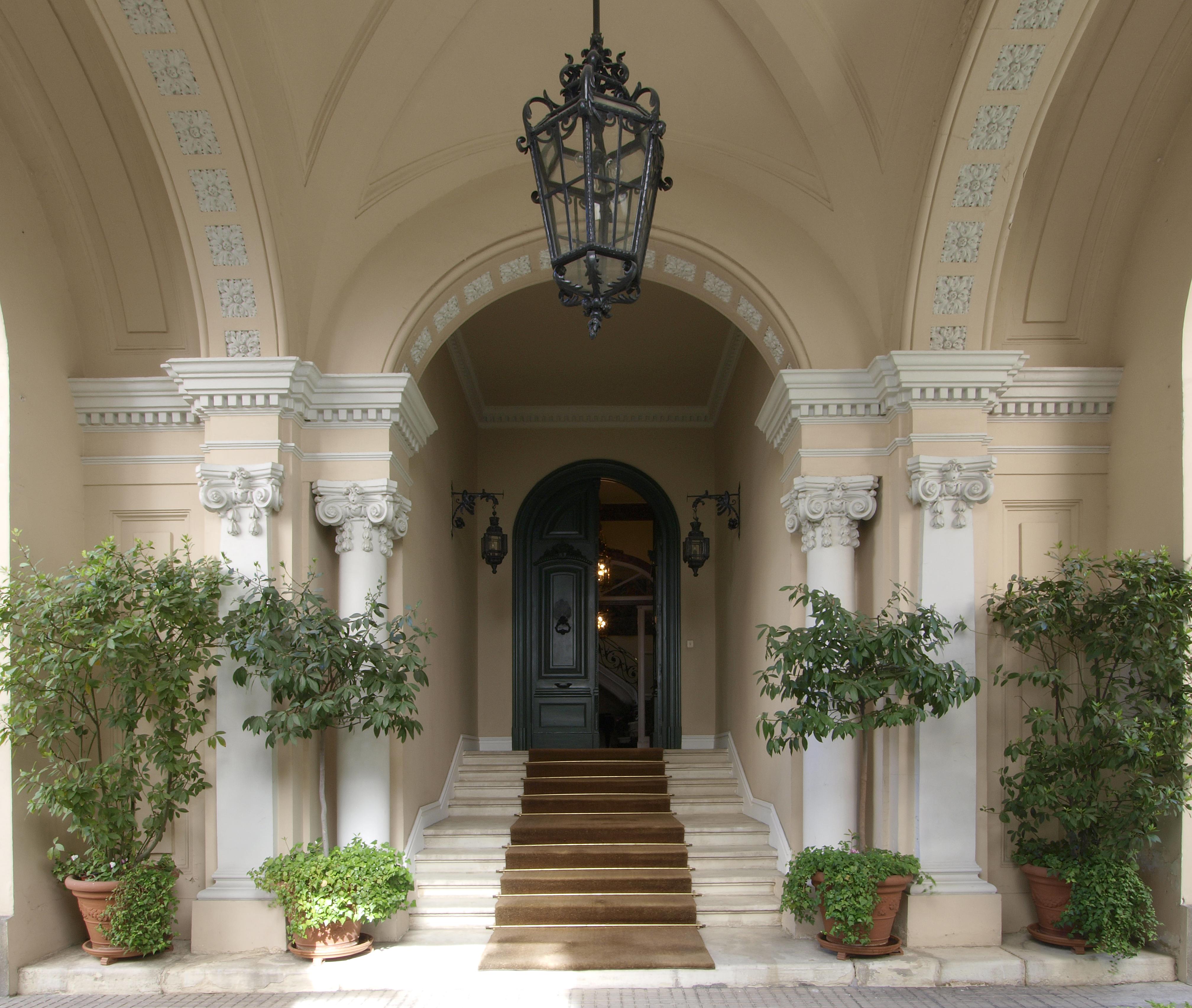 Palacete del marqués de Rafal.