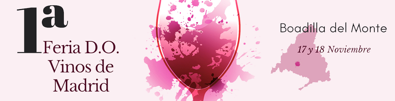 Imagen ilustrativa 1ª Feria D.O. Vinos de Madrid de Boadilla del Monte