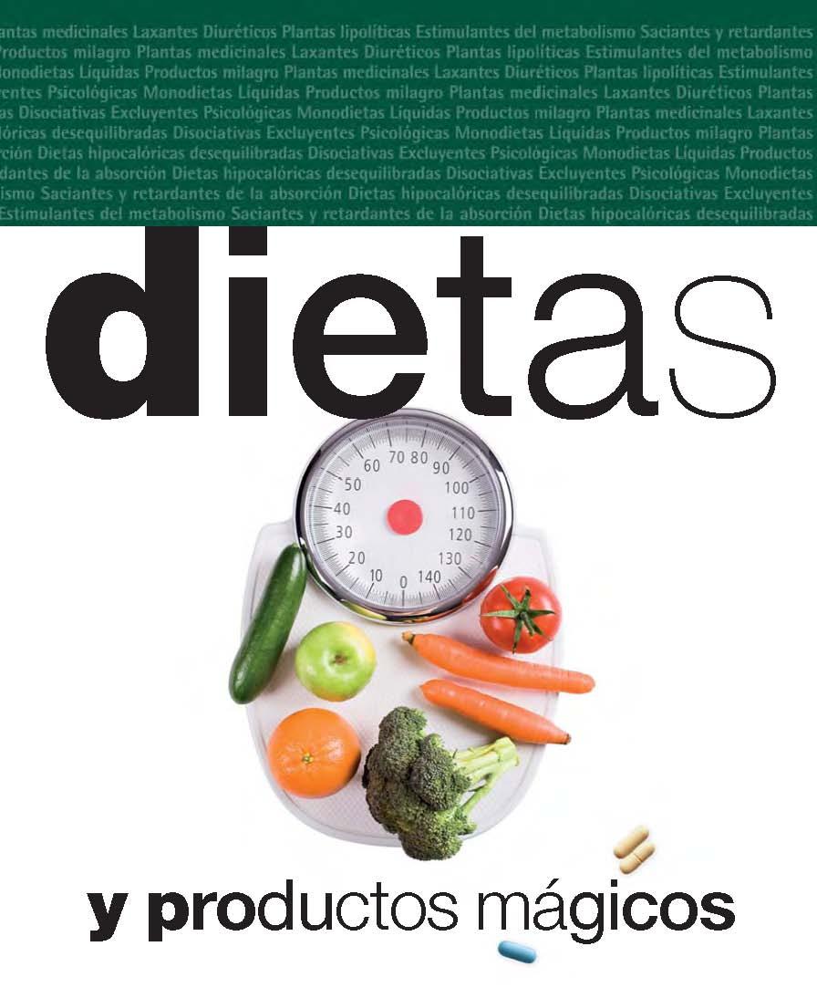 Mitos sobre dietas milagrosas