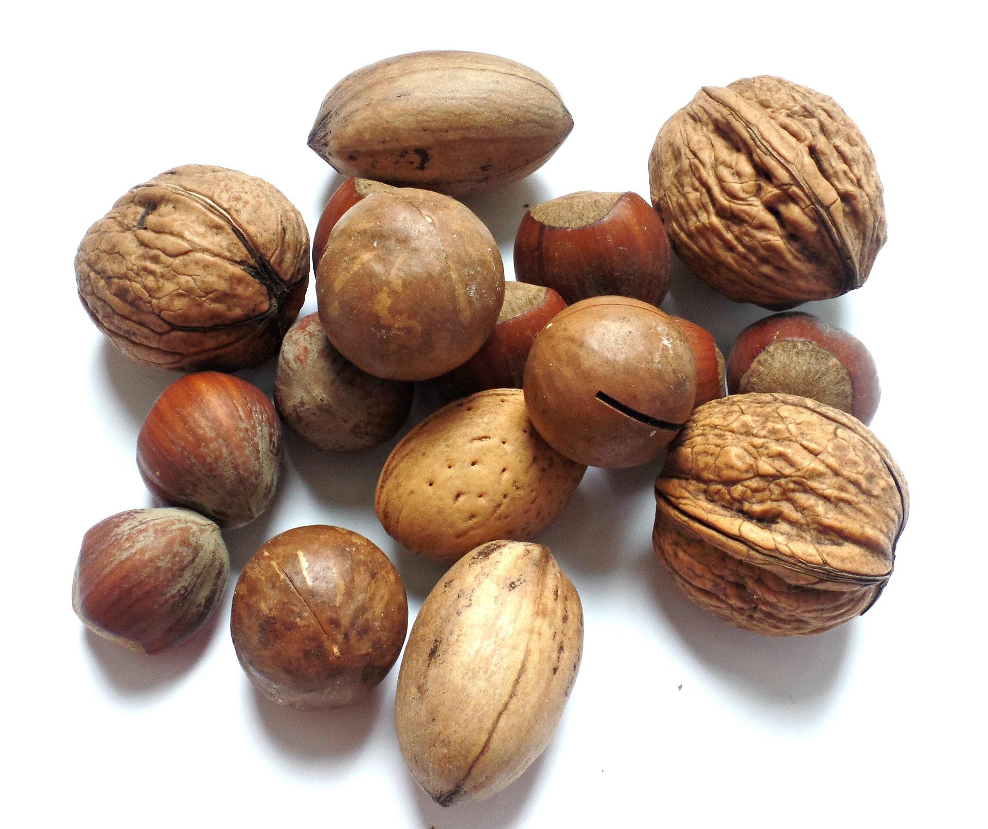 Mezcla de frutos secos