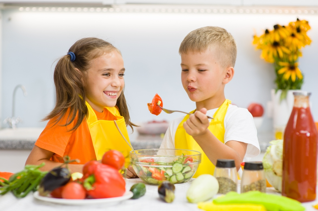 dieta correcta para ninos de 9 a 12 anos