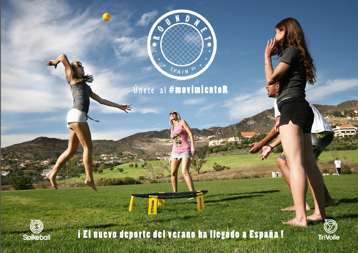 ROUNDNET-SPIKEBALL