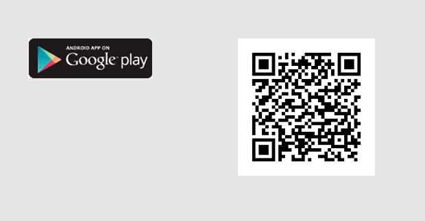 Logo Googleplay y Qr