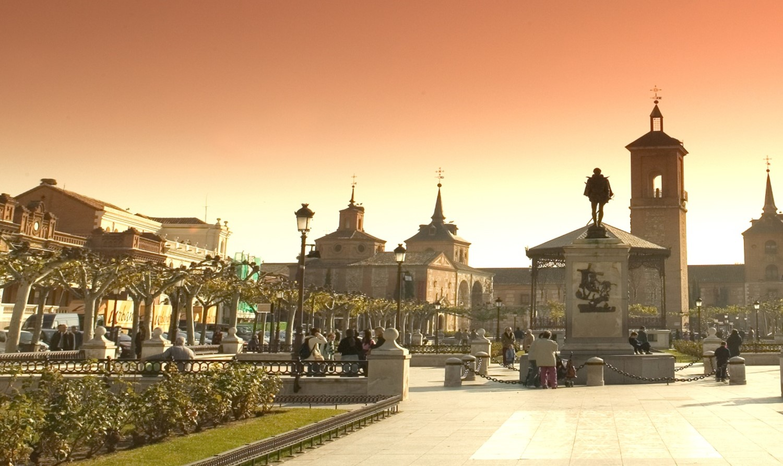 Plaza de Alcalá de Henares