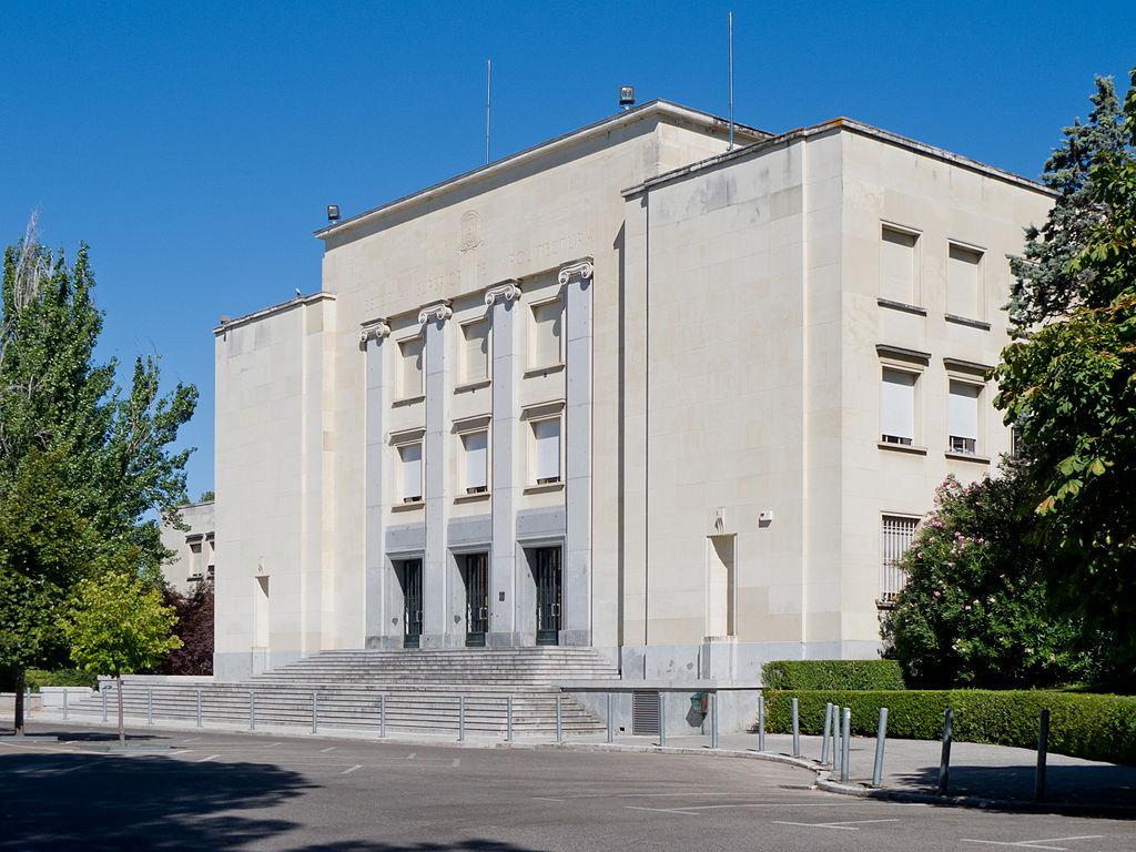 Escuela tecnica superior de arquitectura de madrid