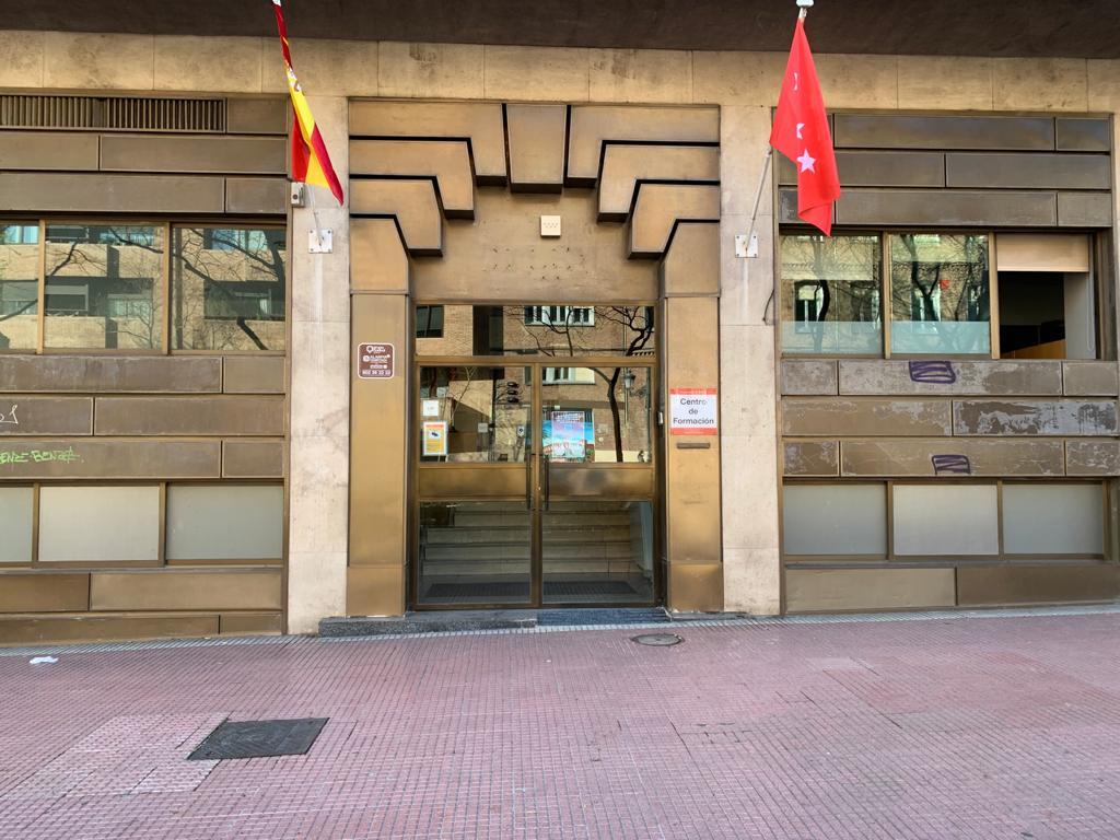 Centro de Formación de la Comunidad de Madrid