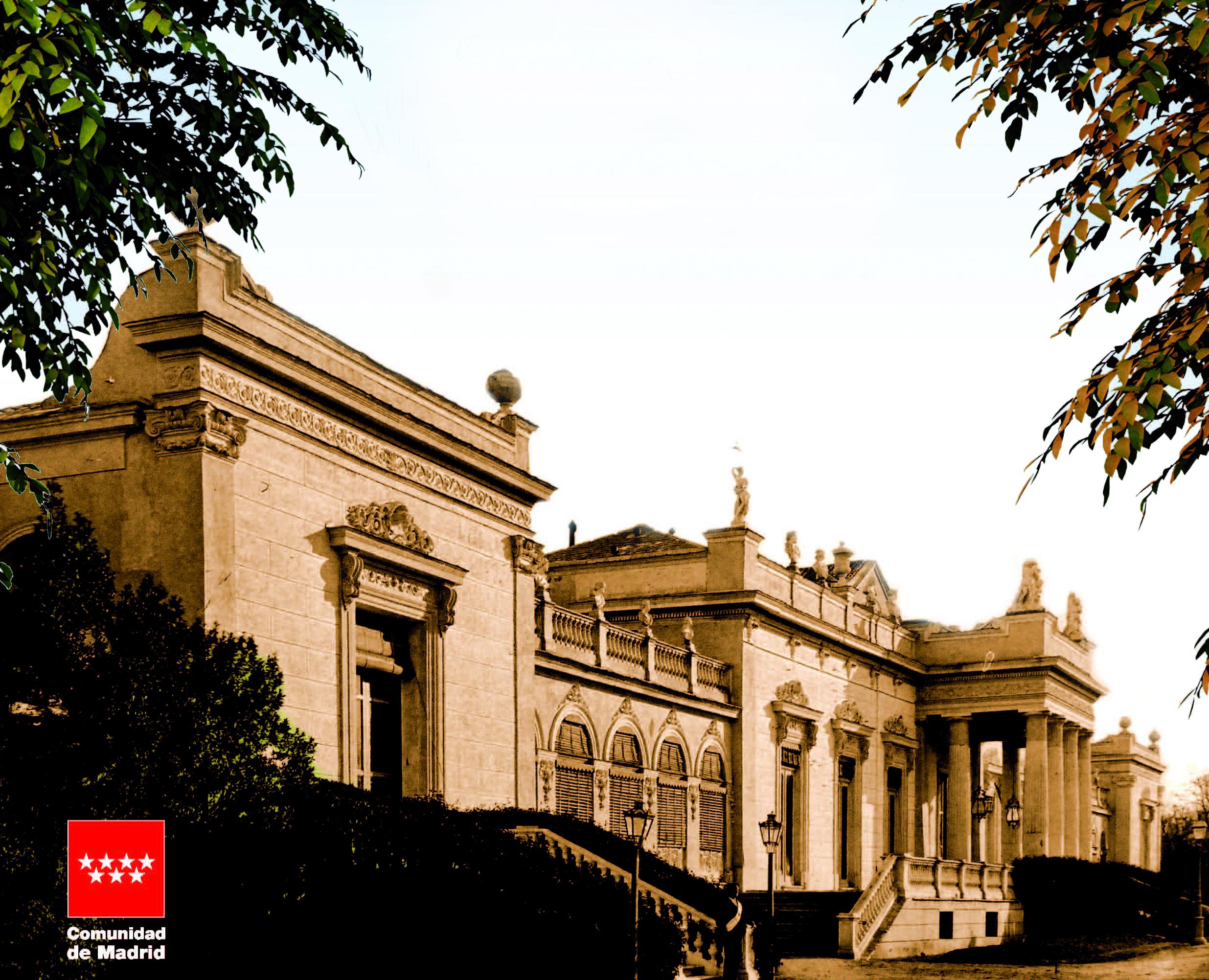 Palacio Nuevo de la de Quinta Vista Alegre