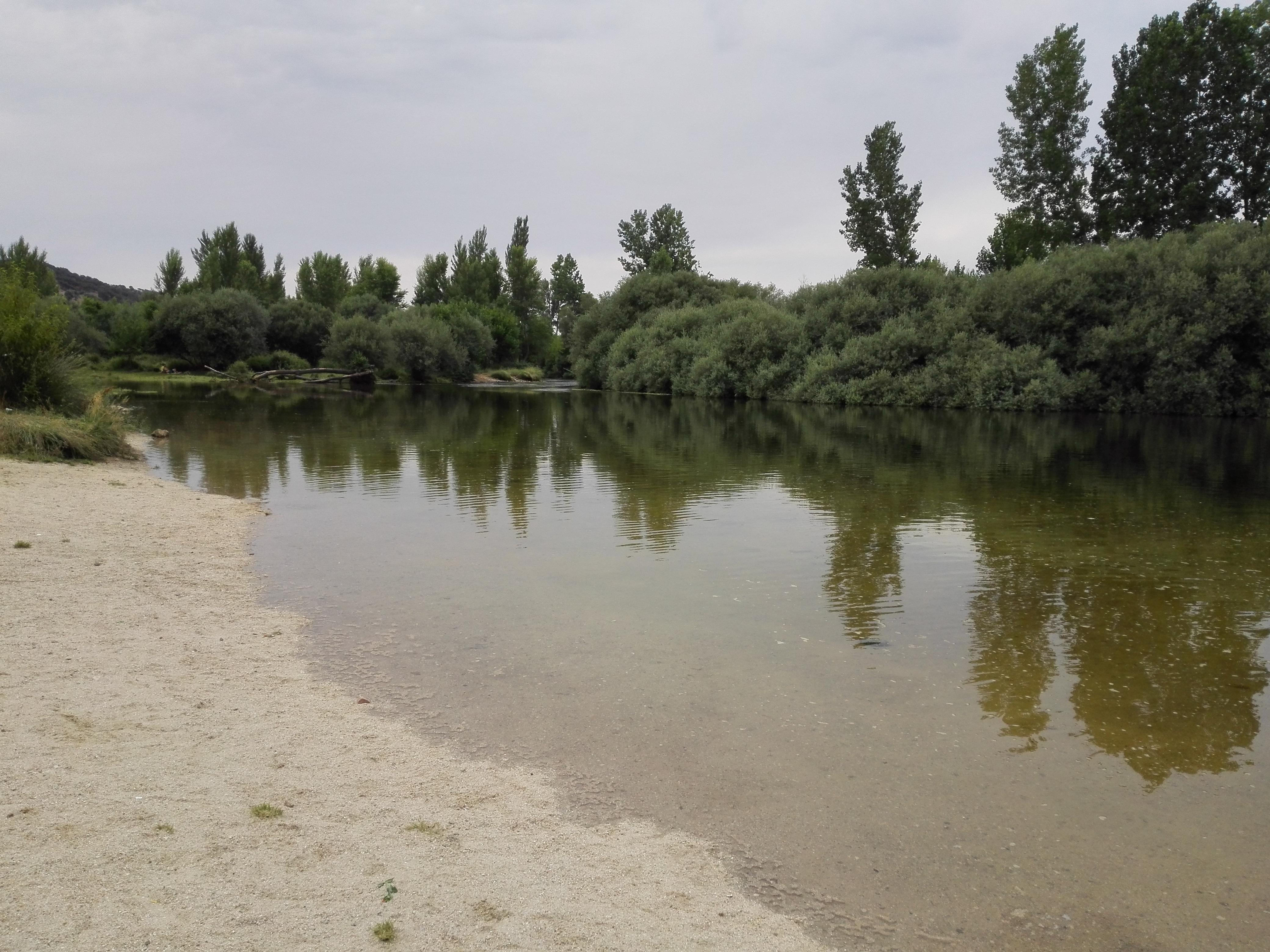 Imagen de la Zona de baño de Playa del Alberche