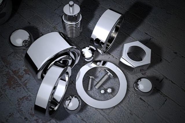 Objetos de metal