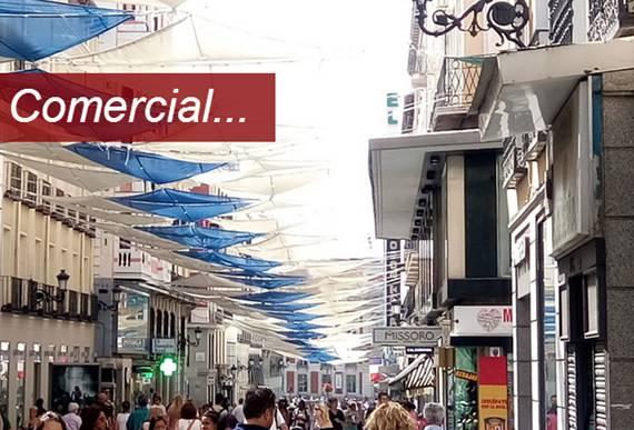 Campaña dinamización área comercial Preciados-Carmen