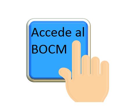 Acceso al BOCM fiestas locales 2019