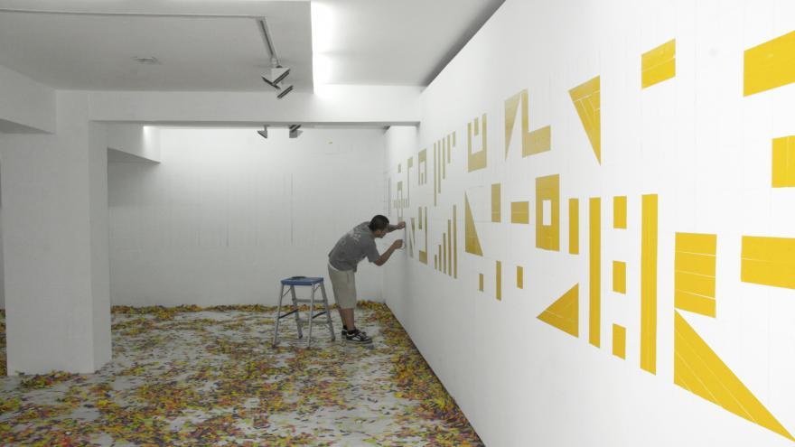 Exposiciones en la Sala de Arte Joven