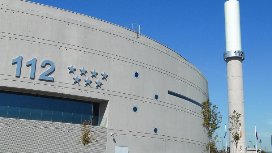 Exterior del Centro de Emergencias 112