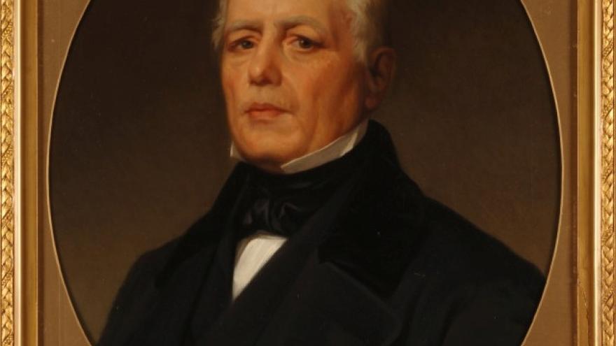 'Retrato masculino' 1853 Federico de Madrazo Kuntz
