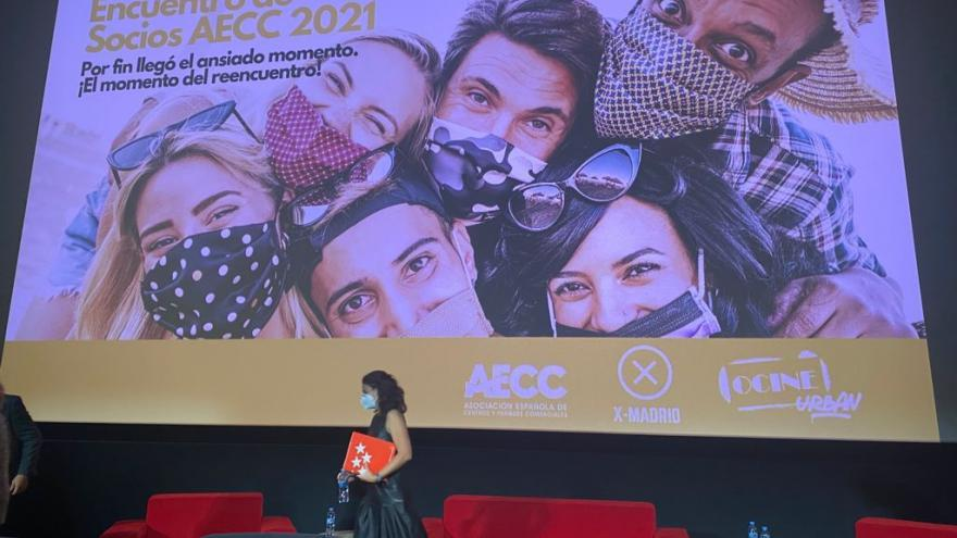 La directora general ha inaugurado el XVIII Encuentro de Socios de AECC