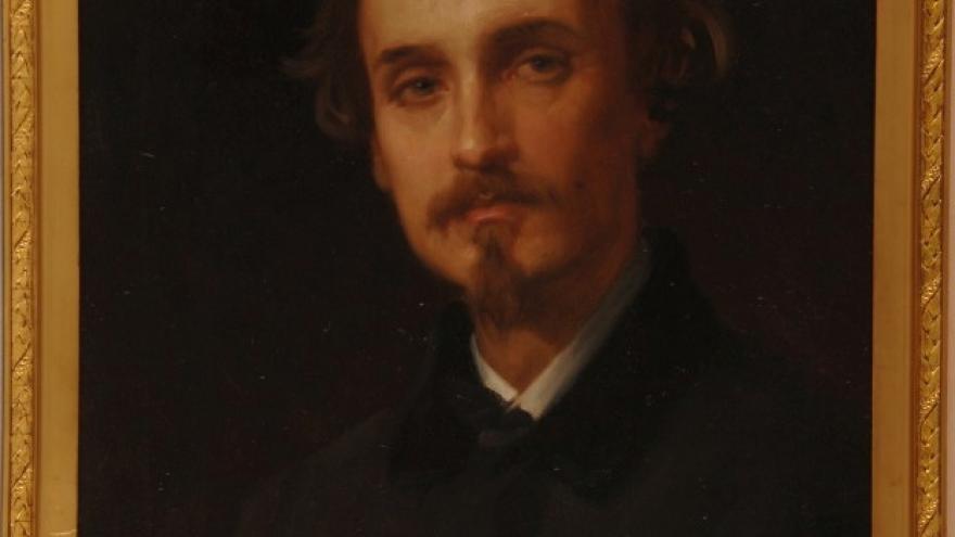 'Luis de Madrazo Kuntz' 1858 Federico de Madrazo Kuntz