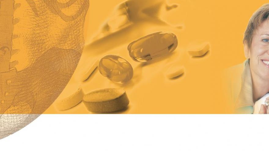 Recorte de portada de la publicación Recomendaciones para la valoración y tratamiento de la osteoporosis primaria en mujeres de la Comunidad de Madrid
