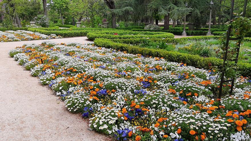 jardín dos