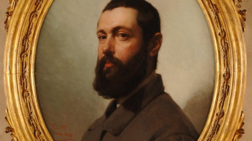 'José Cañaveral' 1858 Federico de Madrazo Kuntz