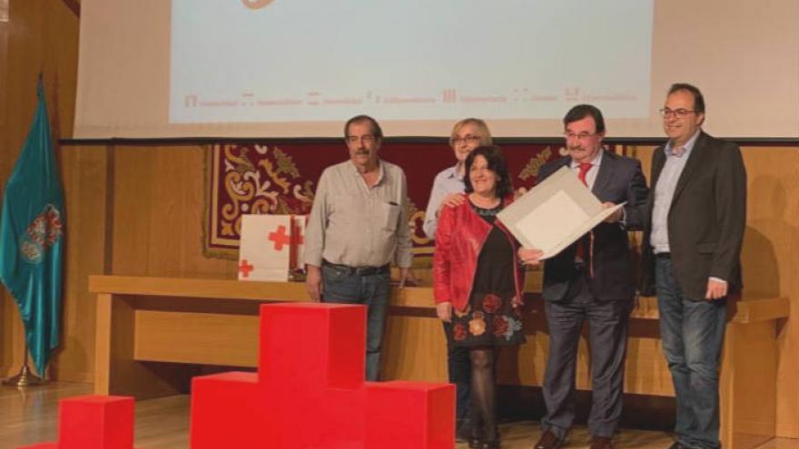Hospital Severo Ochoa   Reconocimiento de Cruz Roja de Leganés