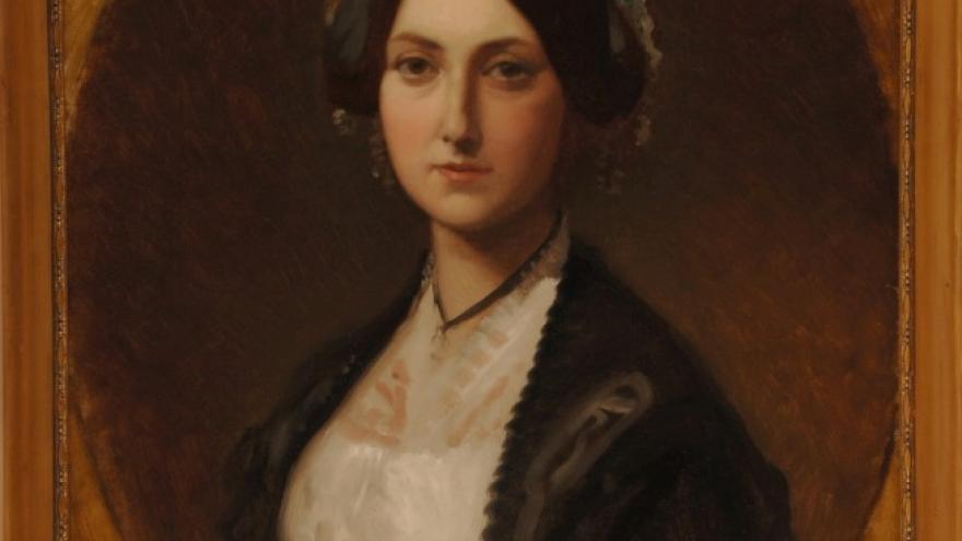'Luisa Garreta de Madrazo'1847-1855 Federico de Madrazo Kuntz