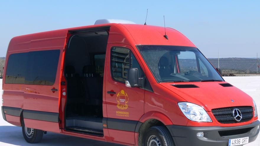 Microbús: 4 unidades