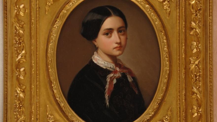 'Luisa de Madrazo Garreta' 1852 Luis de Madrazo