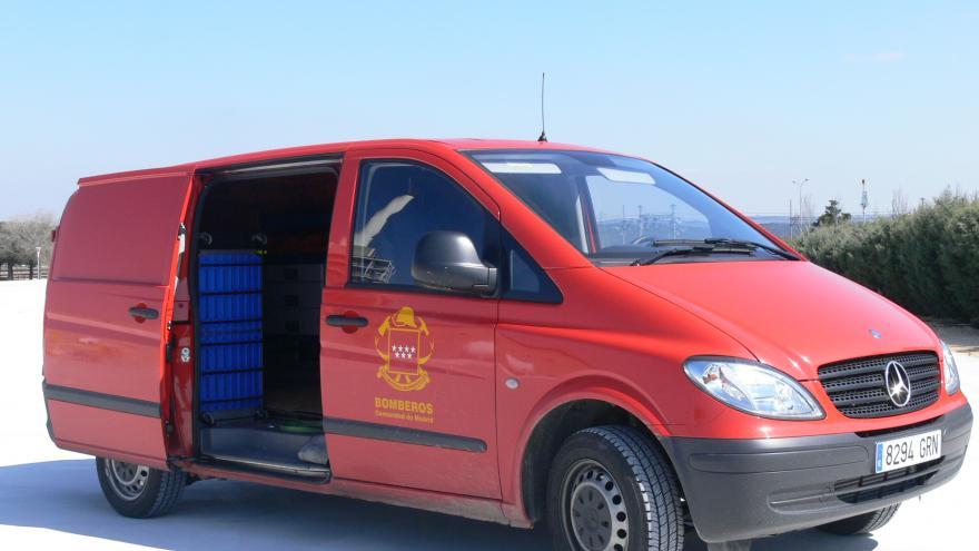 Vehículo taller de reparaciones: 2 unidades