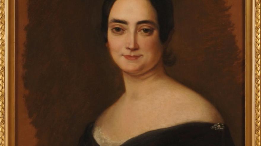 'Duquesa de la Victoria (Boceto)' 1841-1842 José de Madrazo Agudo