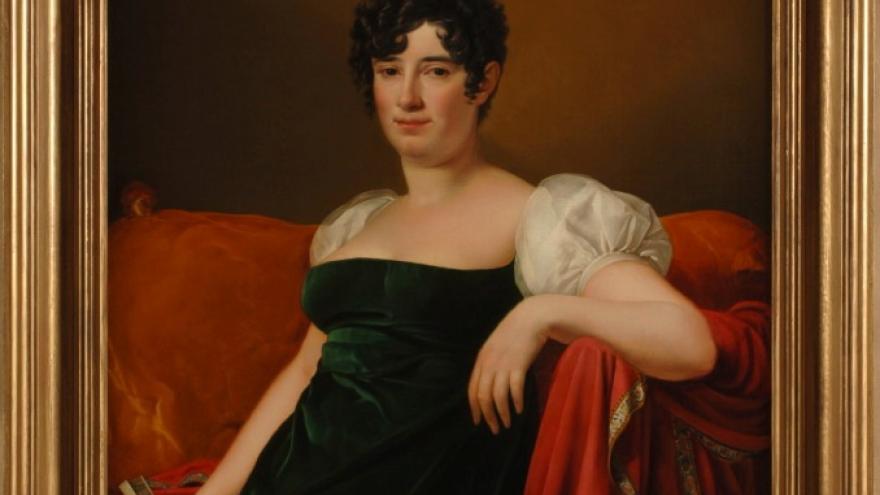 'Marquesa de Branciforte' 1812-1813 José de Madrazo