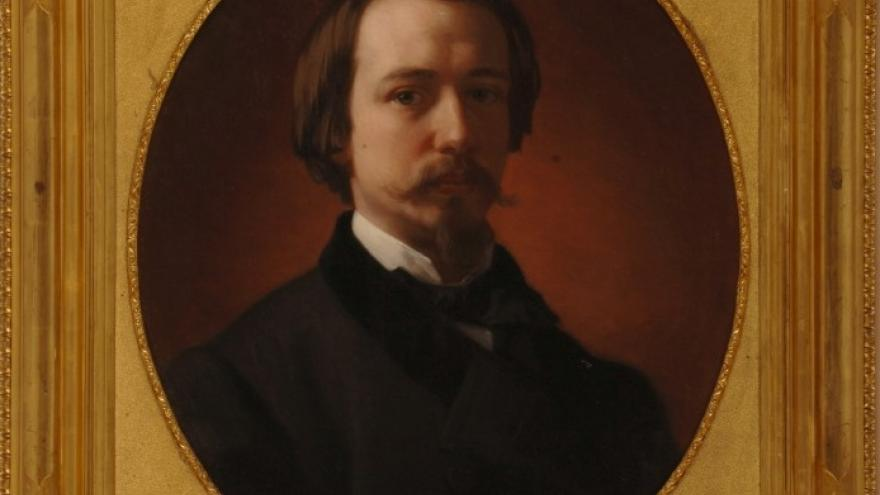'Luis de Madrazo Kuntz' 1856 Federico de Madrazo Kuntz