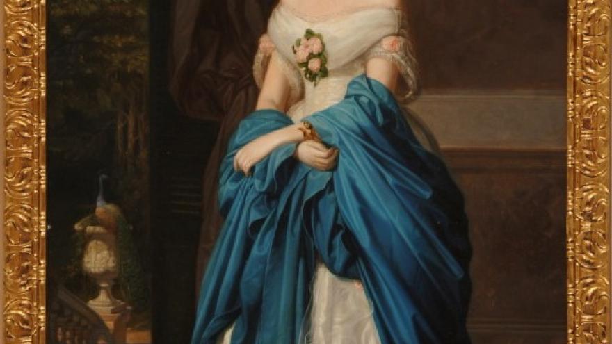 'Leocadia Zamora y Quesada¡ 1847-1848 Luis de Madrazo Kuntz
