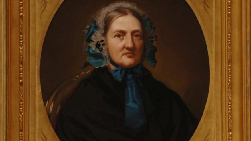 'Isabel Kuntz Valentini' 1848-1850 Federico de Madrazo Kuntz