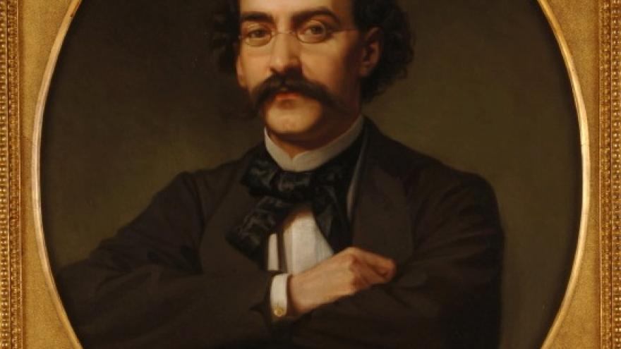 'José Picón' 1860 Luis de Madrazo Kuntz