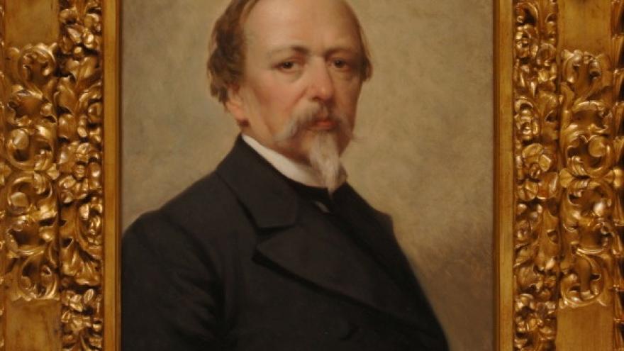 'Autorretrato' 1896-1897 Luis de Madrazo