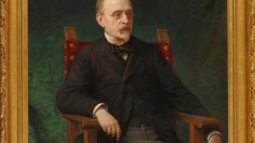 'Federico de Madrazo y Kuntz' 1885 Luis de Madrazo