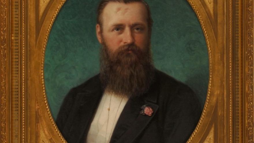 'Juan de Madrazo Kuntz, 1867-1870 Luis de Madrazo
