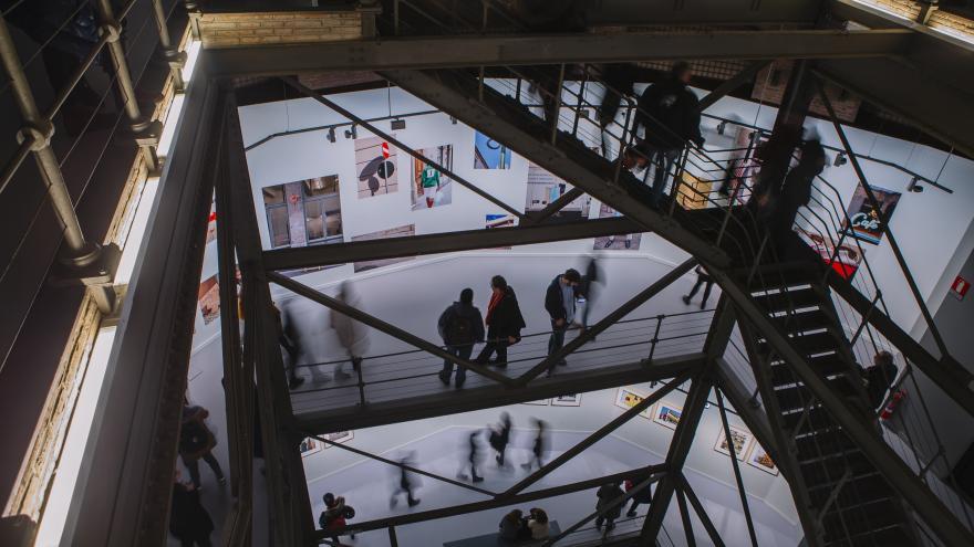 Exposición de fotografía en la Sala Canal